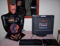 Cenobite desktop PC